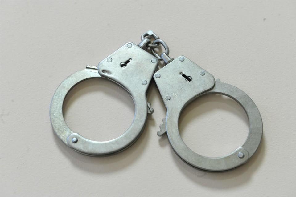 Хулигана задержали на месте преступления