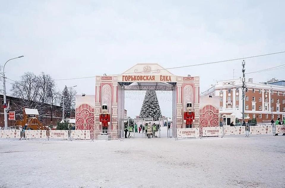 Нижний Новгород попал в ТОП-10 городов для празднования Нового года. ФОТО: Роман Беагон