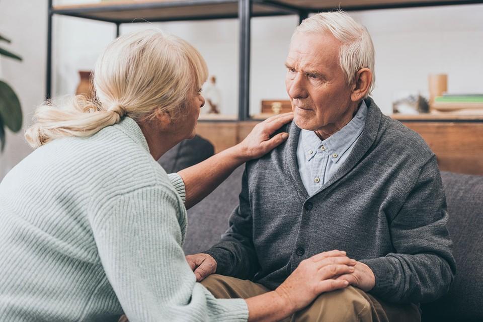 Люди с болезнью Альцгеймера очень уязвимы и нуждаются в особом подходе.