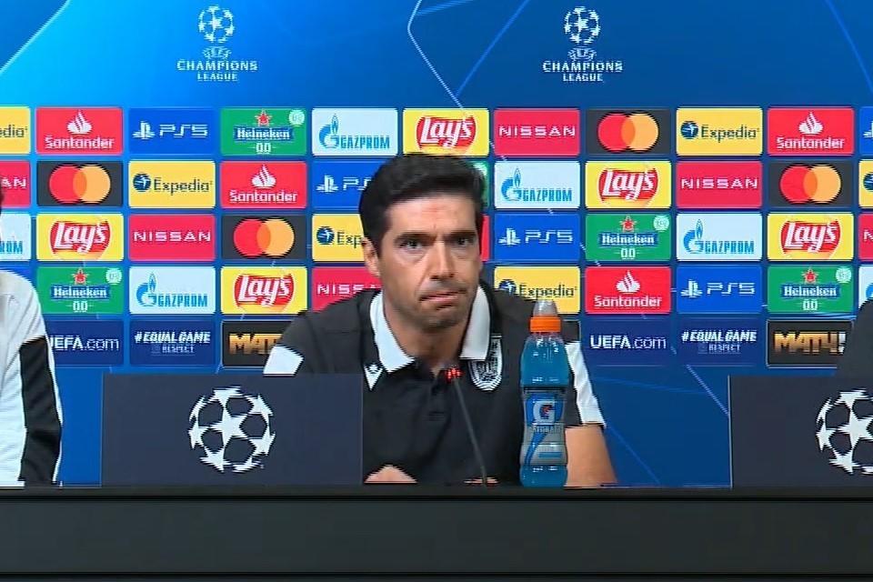 Главный тренер ПАОК Абел Феррейра уверен в своей команде