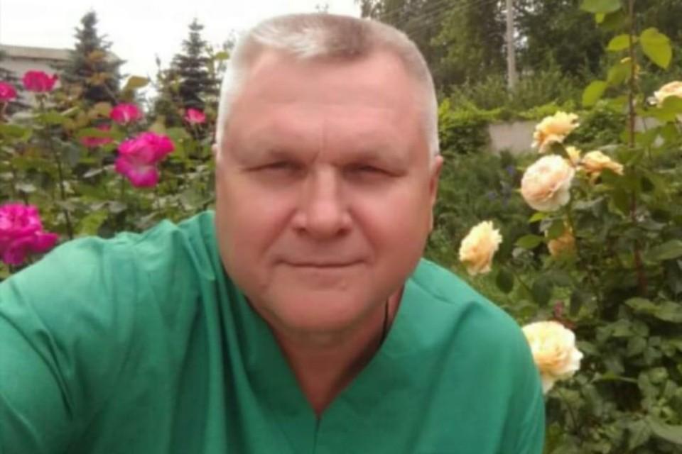 Врач городской больницы умер от коронавируса