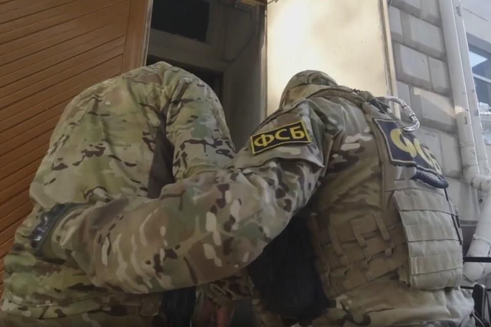 Экстремистов задержали в сентябре. Фото: УФСБ по Крыму и Севастополю