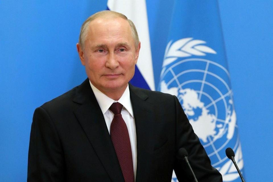 Путин осудил попытки произвольно трактовать итоги Второй мировой войны