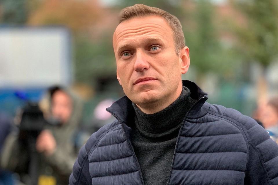 Алексей Навальный продолжает реабилитацию в клинике Шарите