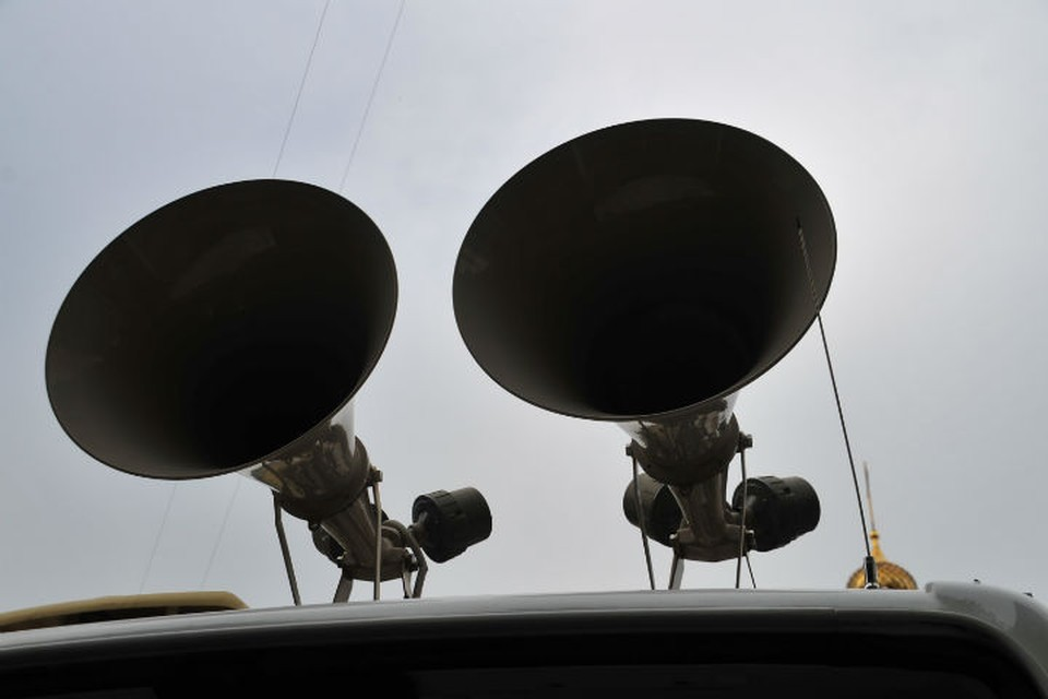 В Рыбинске проверят системы оповещения