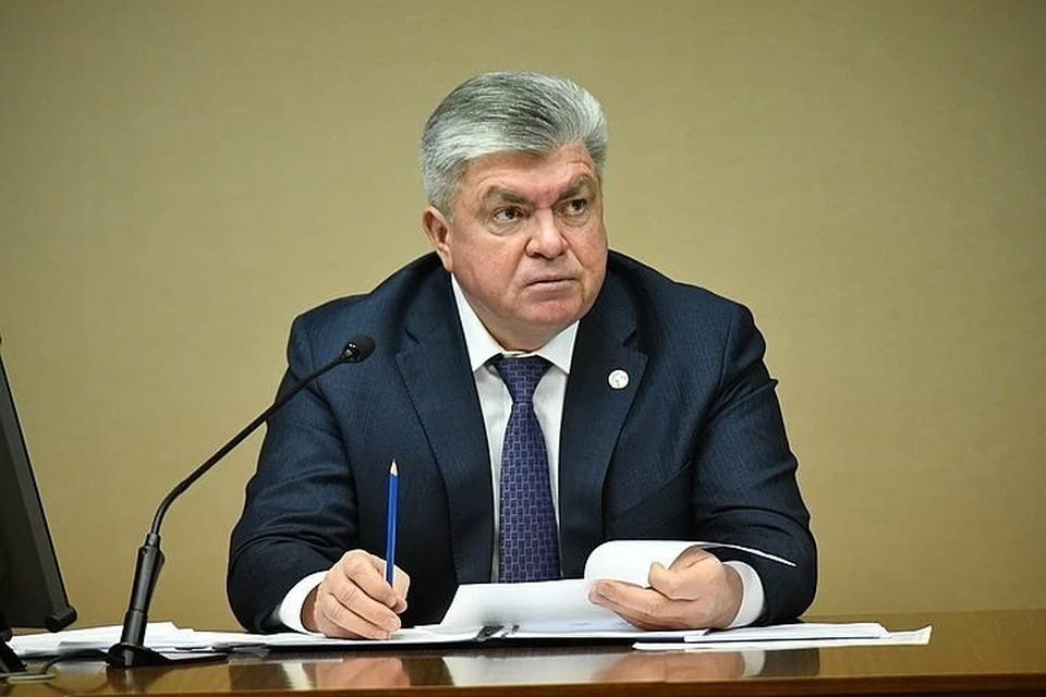 За его переизбрание проголосовали 32 депутата из 35. Фото: nabchelny.ru