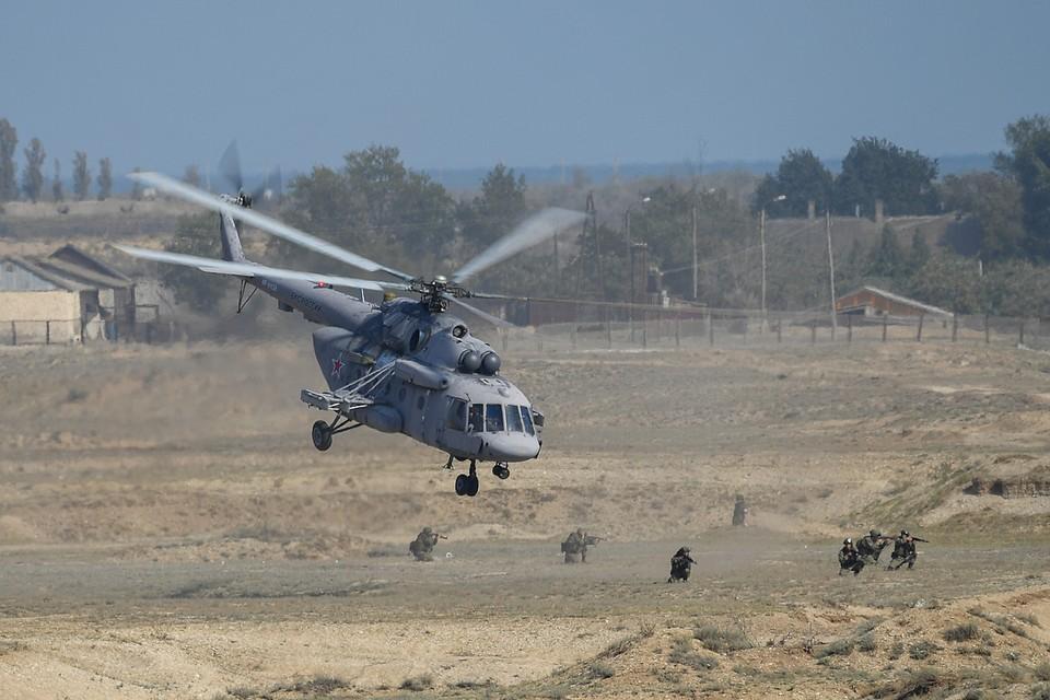 Учения «Кавказ-2020» проходят с 21 по 26 сентября на территории Южного военного округа