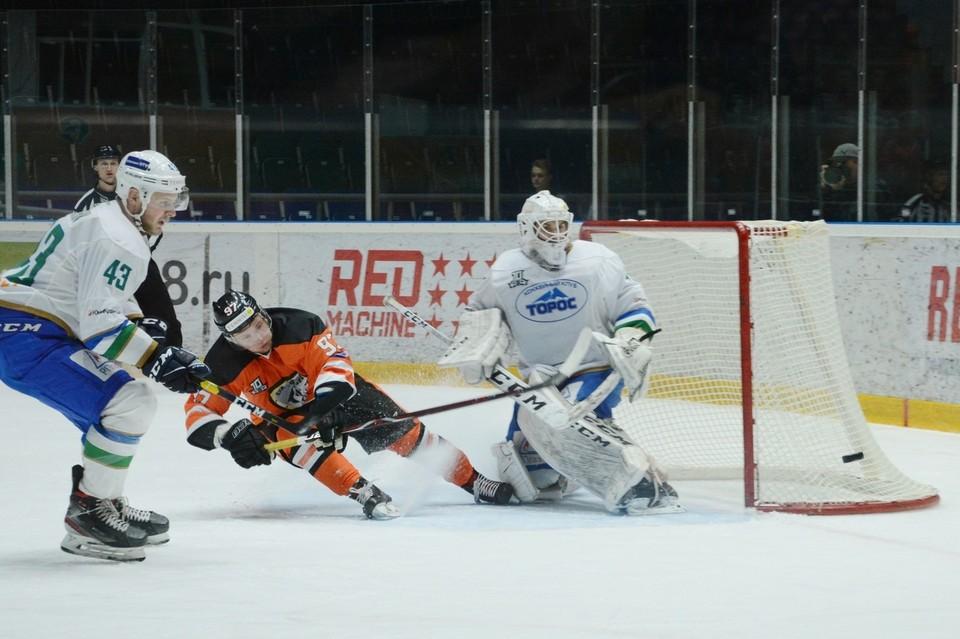 Хоккейный клуб «Ермак» открывает сезон