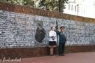 В Смоленске открыли мемориальную стену «Бессмертный полк»