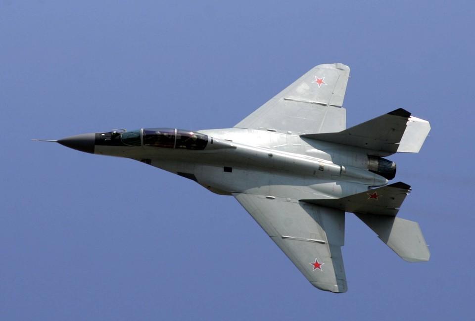 При крушении МиГ-21 ВВС Сербии погибли два пилота