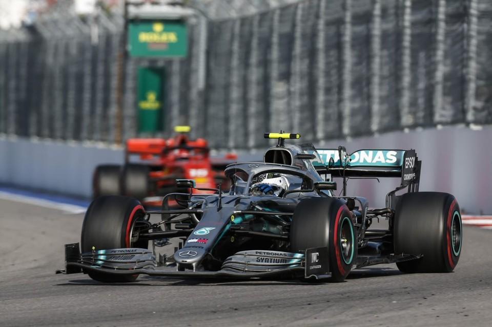 Прямая трансляция квалификации Формулы 1 в Сочи 25 сентября 2020 Фото: Сочи Автодром