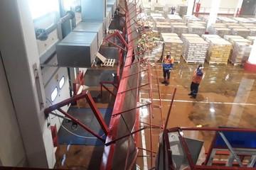 В городе Ступино обрушился переход на территории завода: пострадал 51 человек