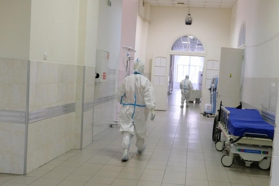 С начала пандемии в Волгограде и области уже умерли 142 человека.