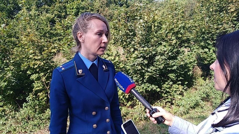 Ирина Ивоненская.