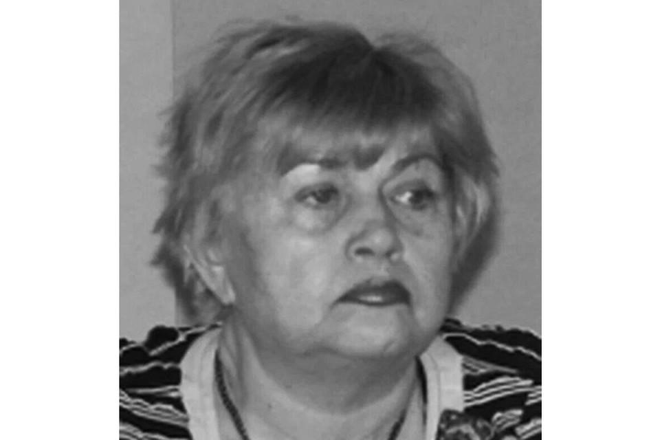 Анна Горягина скончалась в возрасте 69 лет
