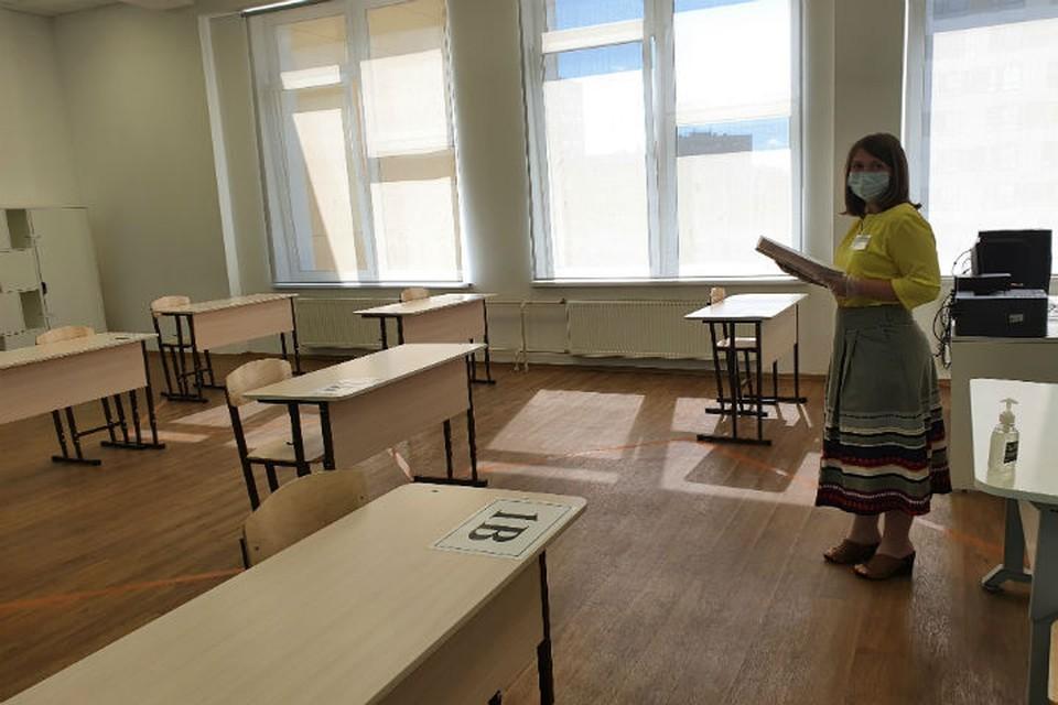 Ярославскую школу №18 отправили на карантин