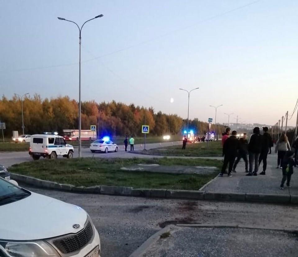 «Это место смерти». В Прикамье мотоциклист сбил 13-летнюю девочку и протащил ее более 20 метров