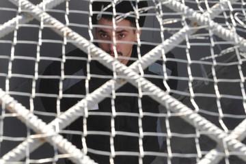 Задержан виновный в побеге заключенных из тюрьмы в Дагестане