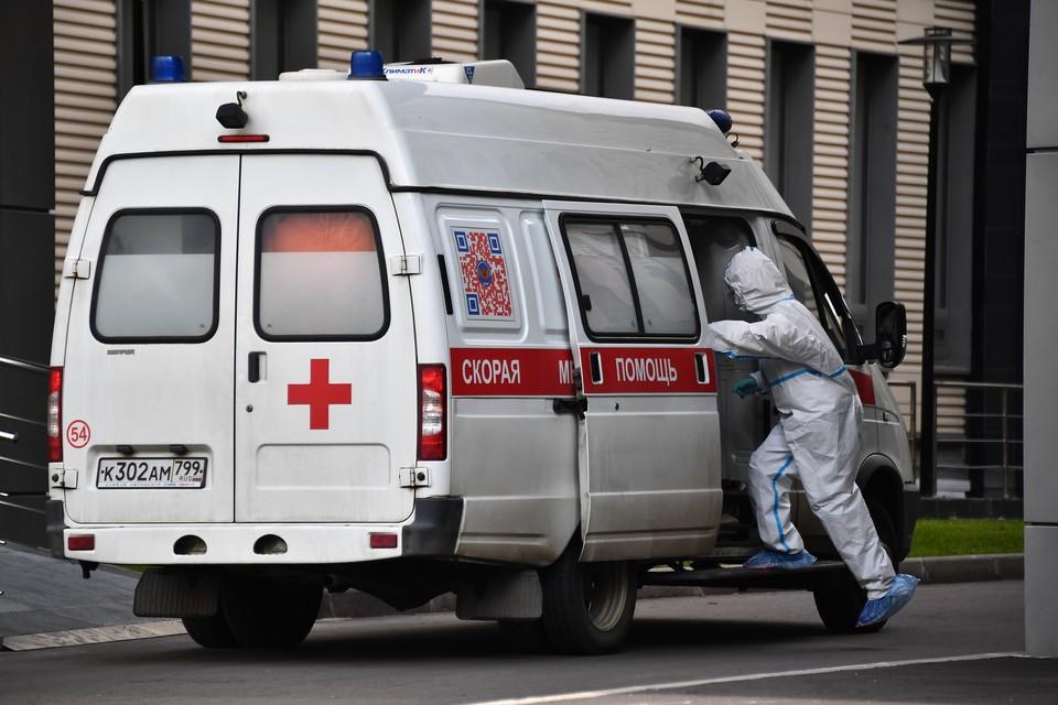 В Москве за сутки умерли 23 пациента с коронавирусом