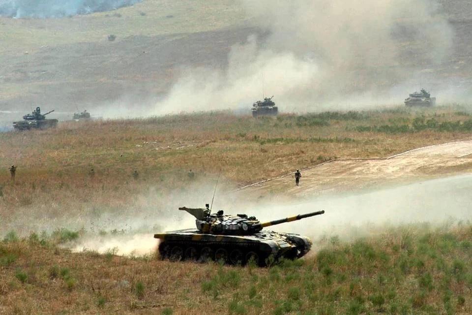 Девятилетний ребенок погиб при обстреле города в Карабахе