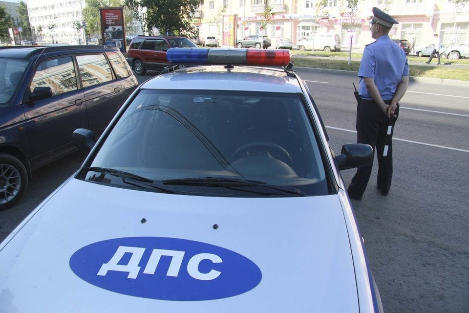 В Барнауле регулярно происходят ДТП, в которых страдают дети.