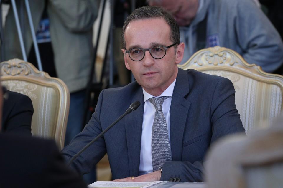 Бездействие РФ будет иметь последствия, заявил МИД ФРГ