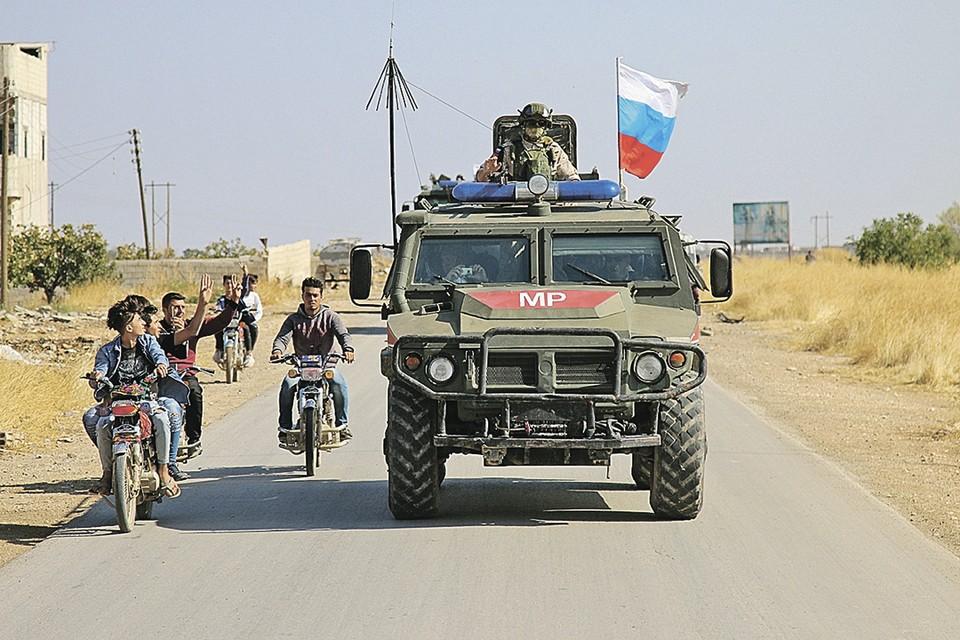 Россия в Сирии уже не сторона конфликта, а миротворец.
