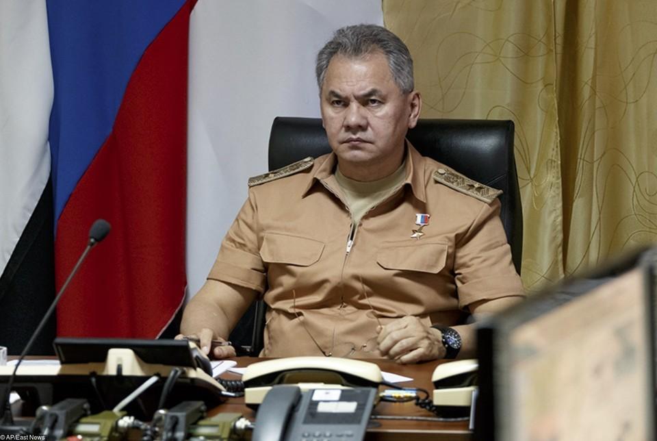 Сергей Шойгу ответил на главные вопросы о военном конфликте в Сирии