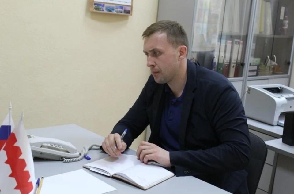 Депутат горсовета Иван Ивченко. Фото: omskgorsovet.ru