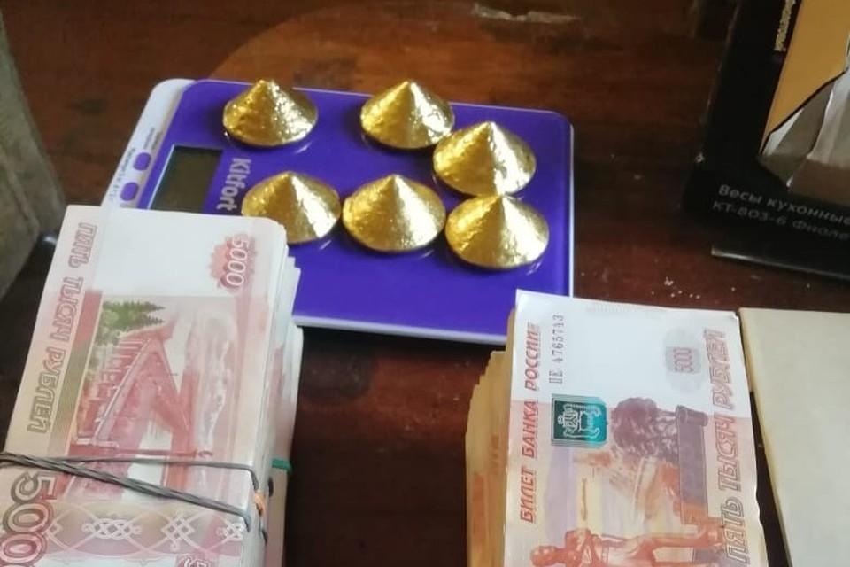 Нелегальную сделку выявили накануне Фото: Пресс-служба УФСБ России по Челябинской области