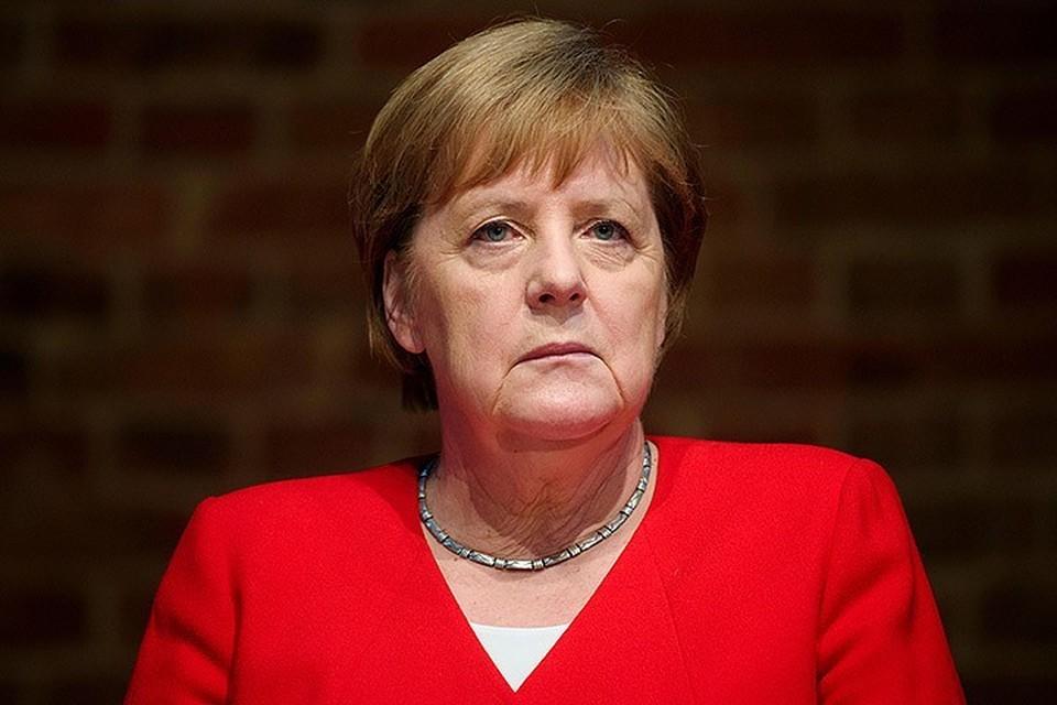 Меркель подтвердила предстоящую встречу с Тихановской