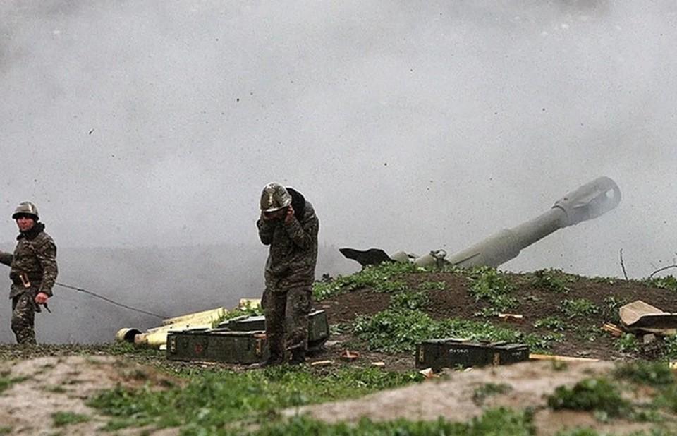 Азербайджан заявил о применении ВС Армении ракетного комплекса «Точка-У» в Карабахе