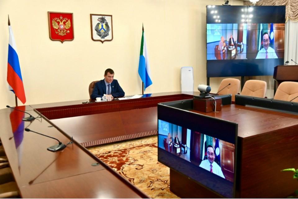 Врио губернатора Хабаровского края выступил спикером медиашколы «Дальневосточный репортер»