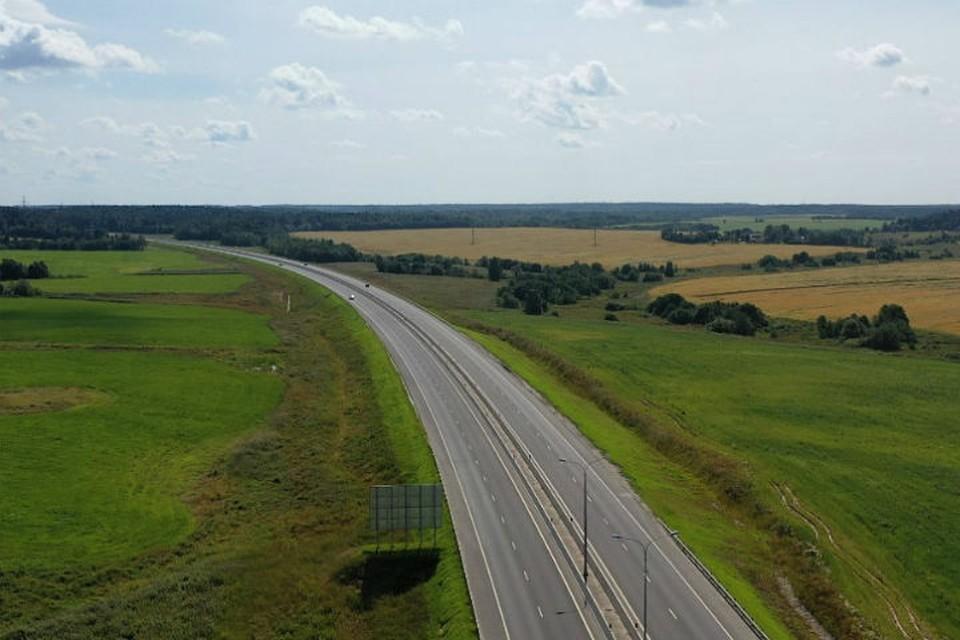 Скоростной участок дороги планируют построить в Переславском районе. ФОТО: Росавтодор