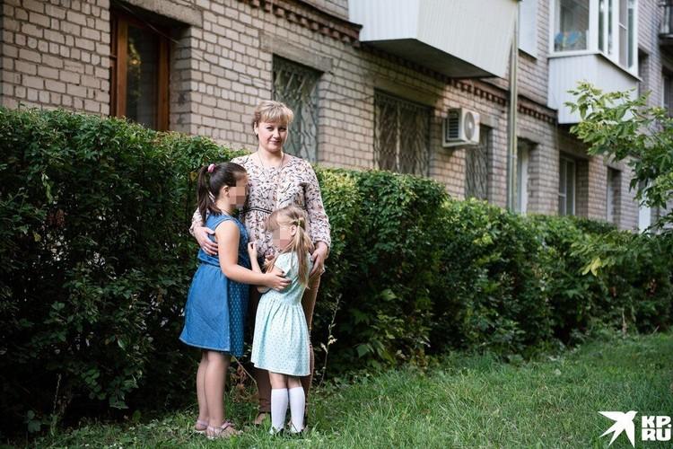 Банк согласился отдать девочкам квартиру, которую их биологическая мама ранее брала в ипотеку