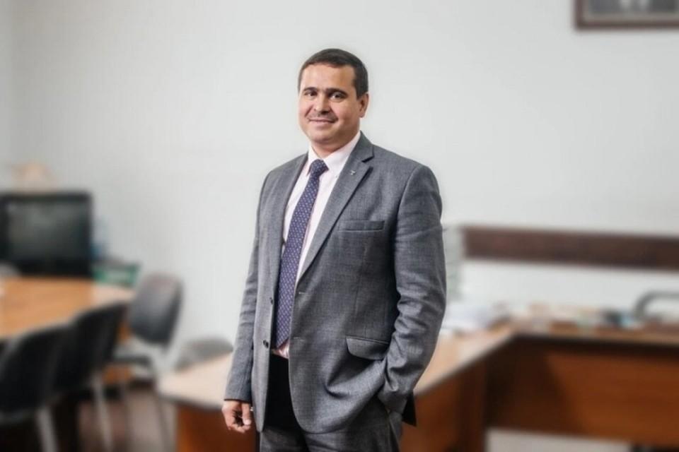 В КузГТУ назначен новый исполняющий обязанности ректора. ФОТО: пресс-служба КузГТУ