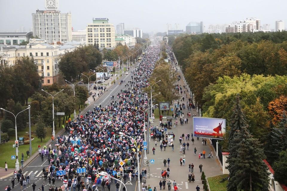 Протесты в Белоруссии, последние новости на 2 октября 2020 года: что сейчас происходит в Республике