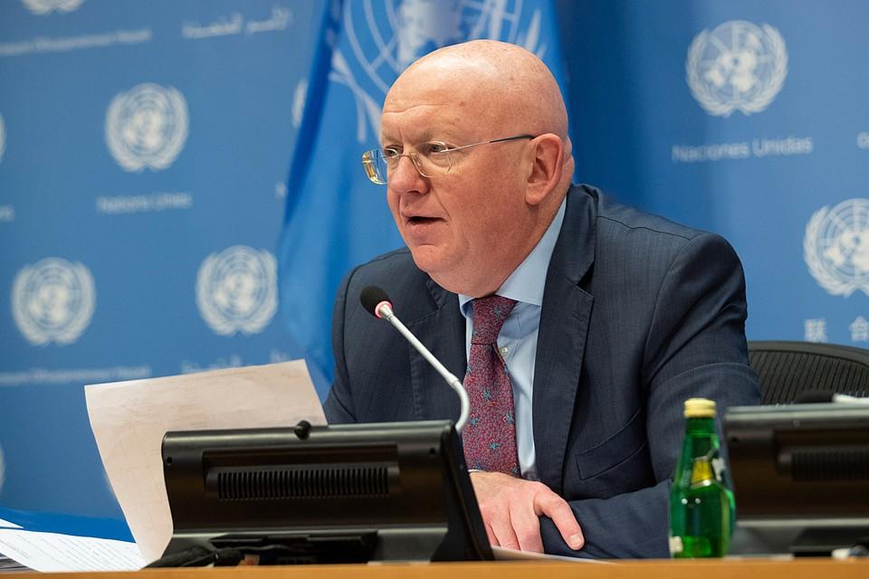 В течение октября наша страна председательствует в Совете Безопасности