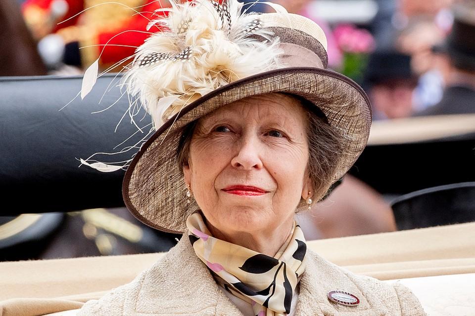 Ежегодно Анна совершает три официальных заграничных визита от имени королевского двора