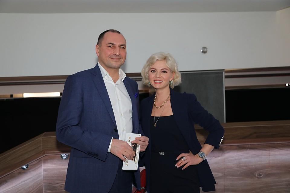 Игорь Вдовин с новой женой подпишет брачный контракт