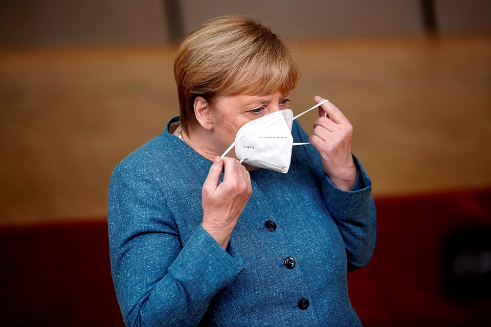 Знала ли Меркель, рекламируя Wirecard, что всё это — грандиозная афера?