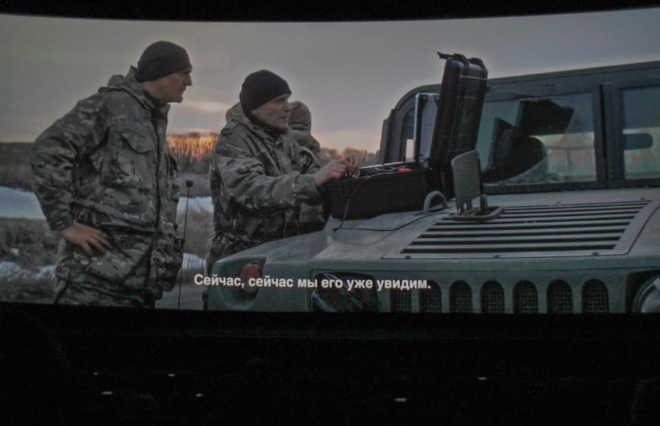 В фильме снимались рядовые дончане