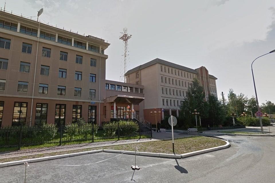 В Югре сдан в эксплуатацию самый большой уличный экран Фото: google.ru/maps