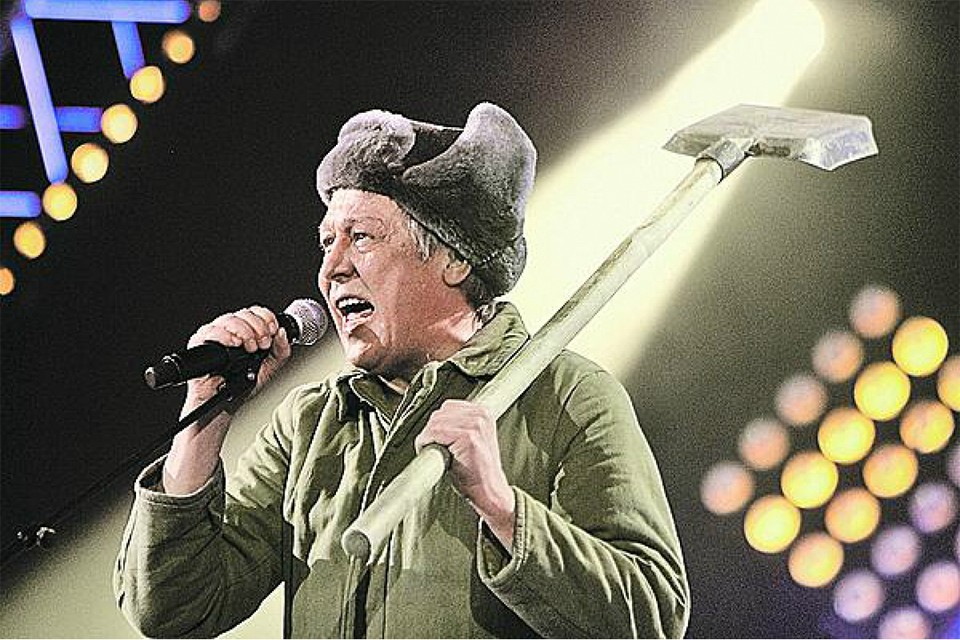Михаила Ефремова приговорили к восьми годам. Фото: Анвар ГАЛЕЕВ/ТАСС