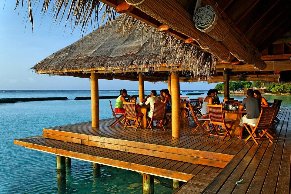 Экономика Мальдив на 90% зависит от индустрии туризма