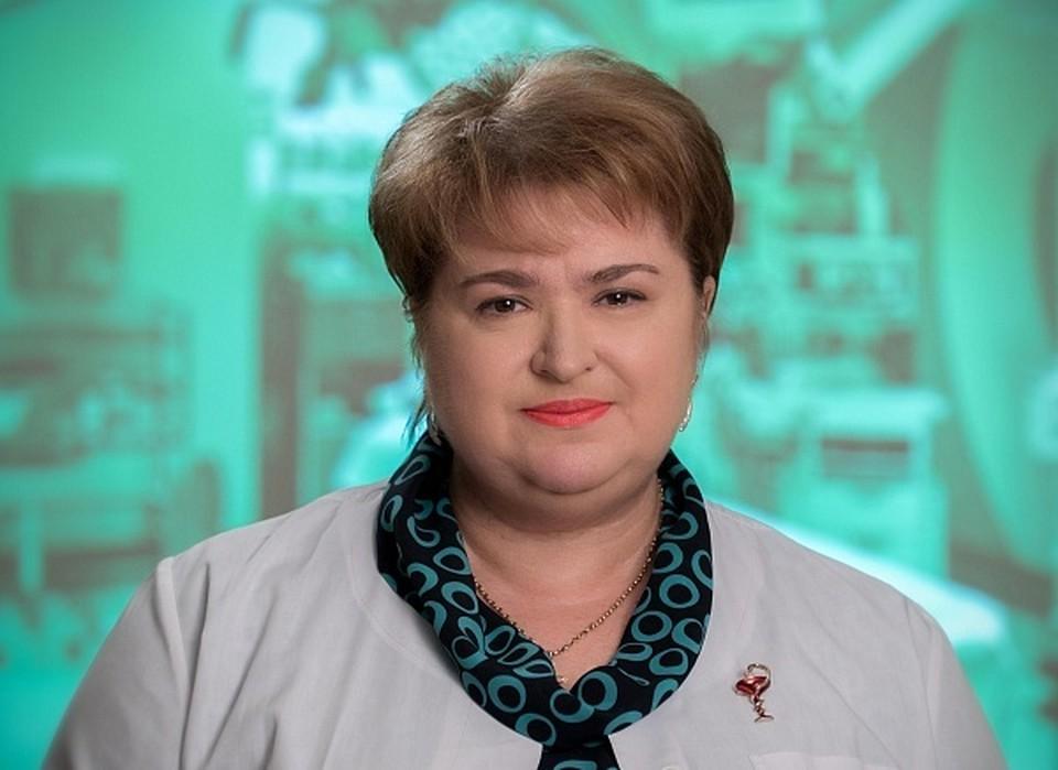 Медик скончалась в больнице, ее коллеги не смогли ей помочь. Фото с сайта ВОКБ №1.