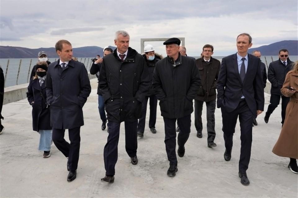 Фото: пресс-служба губернатора Магаданской области