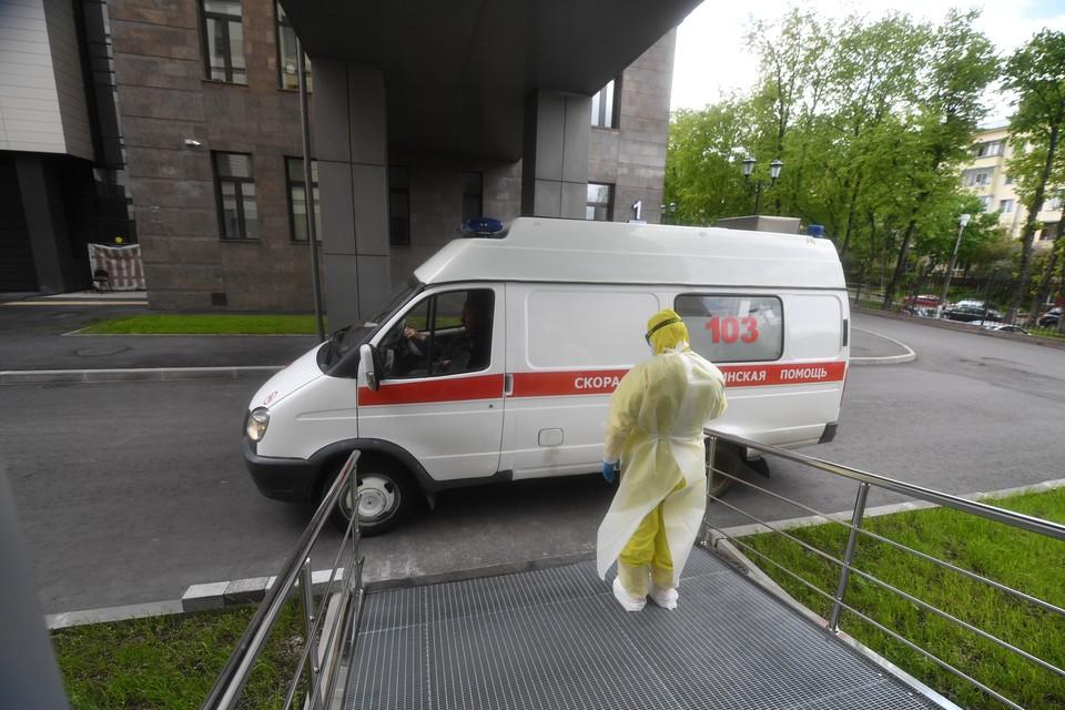 Новые случаи заражения коронавирусом в Москве на 10 октября 2020