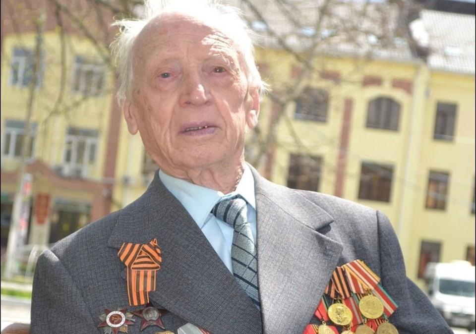 Федор Данилович отдохнул в Анапе.