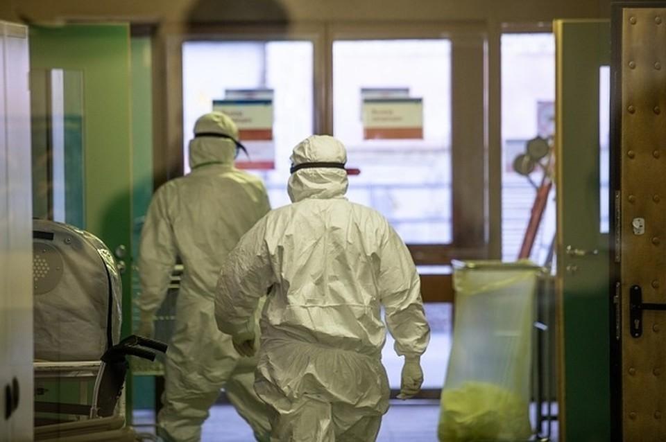 В Москве умерли еще 34 пациента с коронавирусом